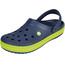 Crocs Crocband Sandals green/blue